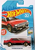 Hot Wheels 2018 50th Anniversary Factory Fresh '82 Nissan Skyline R30 6/365, Red