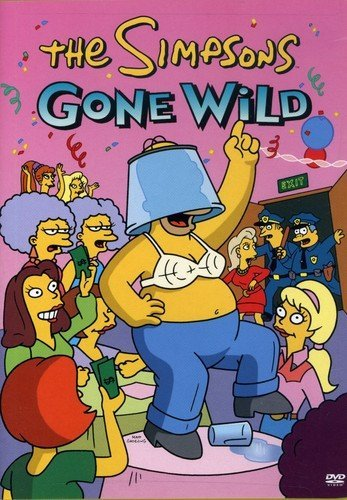 The Simpsons: Gone Wild (Bilingual) Yeardley Smith Harry Shearer Jo Ann Harris Julie Kavner