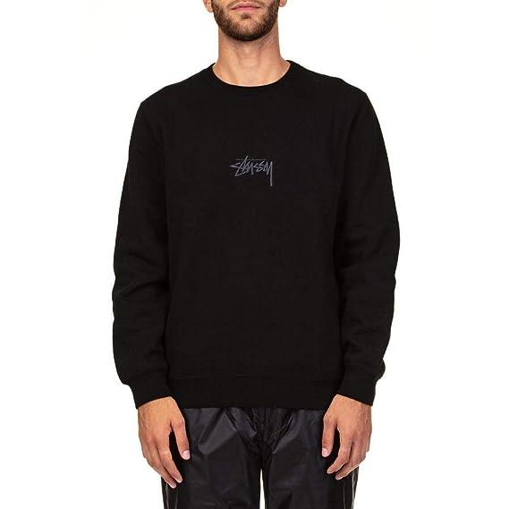 Stussy Sweater - Stock App. Black Size  L (Large)  Amazon.co.uk ... 2badf3baa