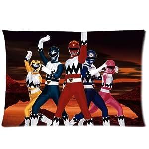 "Power Rangers Pillowcase Standard Size 20""x30 by icecream design"