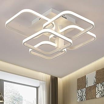 Decke leuchte Wohnzimmer Lampe einfach und modern Lampe ...