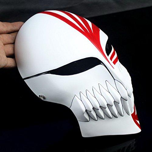 Cosplaywho Venetian Mardi Super Bleach Ichigo Hollow Mask