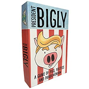 President Bigly - A Card Game of Pigs, Politics and Pandemonium! from Origami Gameworks LLC