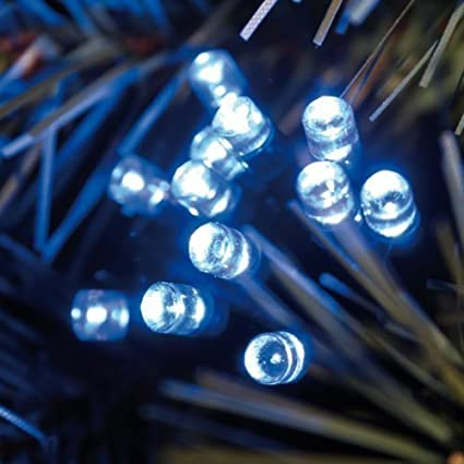 Noma 240 LED Ice Blue Christmas Lights by Noma - Amazon.com: Noma 240 LED Ice Blue Christmas Lights By Noma: Kitchen