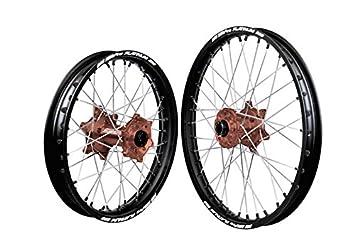 SM Pro Platinum sp155.045.09.80.84.51.01 Juego de ruedas – Honda CRF