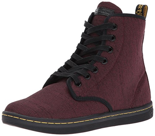 Dr. Martens Womens Shorditch Cherry Red Fashion Boot