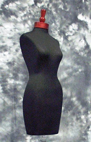 Manne-King Ladies Size 6 Dress Form with Neck Cap and Jersey - Customizable! by Manne-King