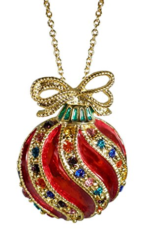 Christmas Ornament Necklace