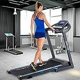 2.25HP Folding Treadmill Electric Motorized Power Running Fitness Machine
