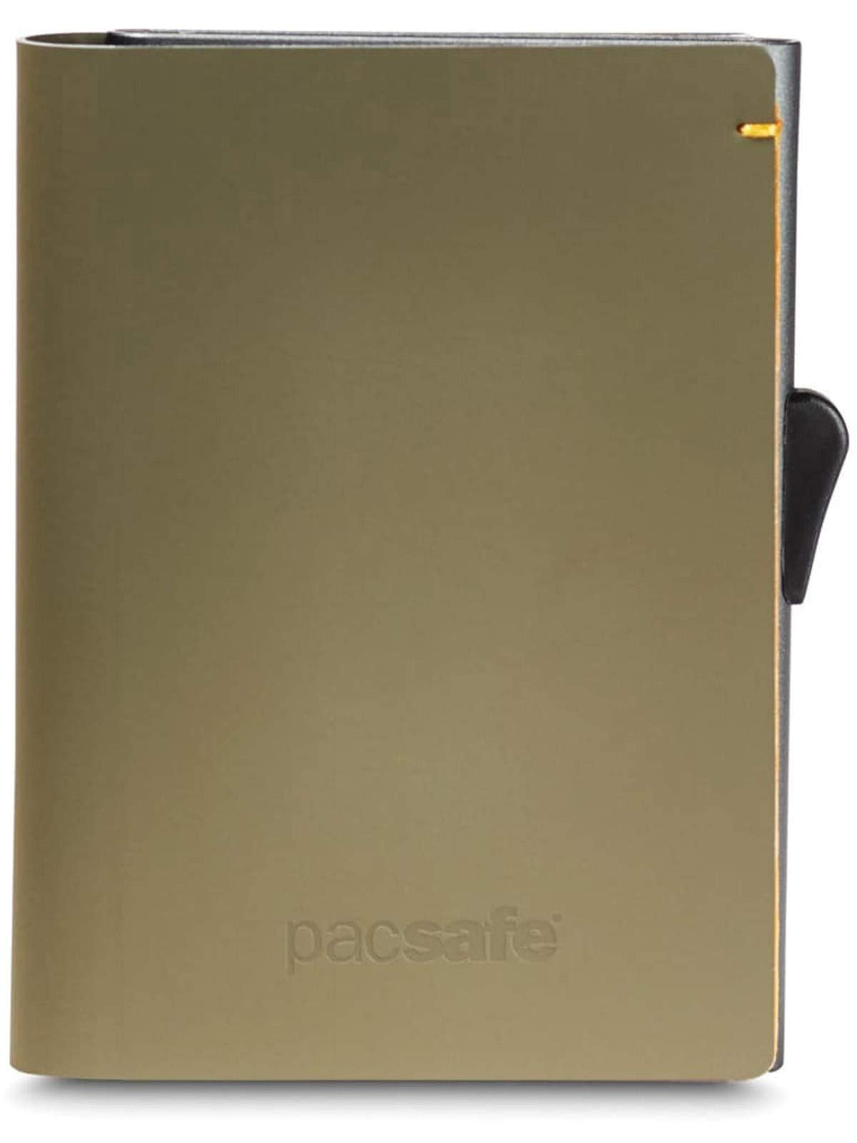 PacSafe Men's Rfidsafe Tec RFID Blocking Slider Wallet-Utility