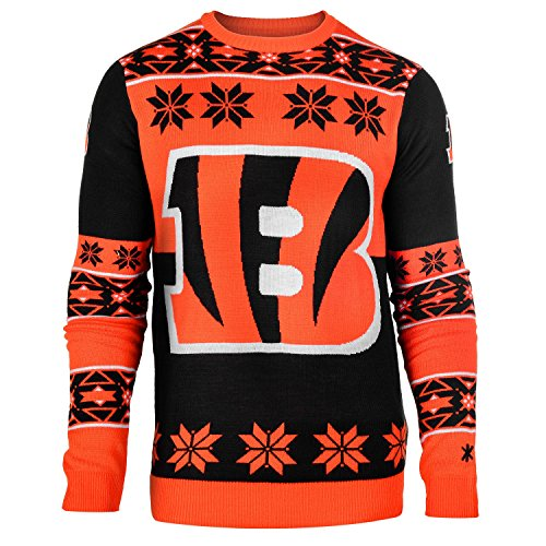 Ugly Sweater Cincinnati Bengals