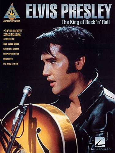 Elvis Presley - The King of Rock'n'Roll