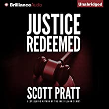 Justice Redeemed Audiobook by Scott Pratt Narrated by Nick Podehl
