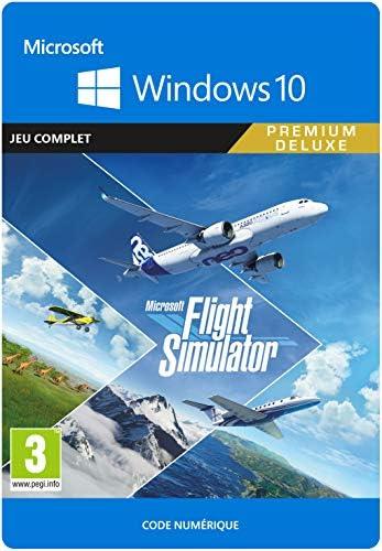 Microsoft Flight Simulator Premium Deluxe - Actualités des Jeux Videos