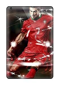 Premium Tpu Cristiano Ronaldo Football Cover Skin For Ipad Mini/mini 2