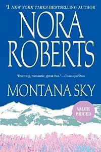 Paperback Montana Sky Book