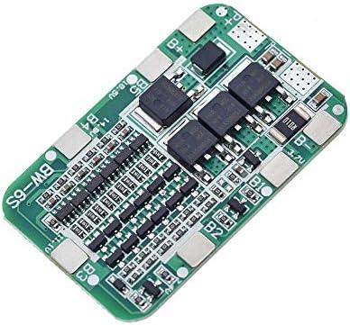 Módulo electrónico 6S 15A 24V PCB Protección BMS Junta for 6 Pack ...