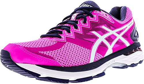 ASICS Women's GT-2000 4 Running Shoe Pink Glow / Soothing Sea / Indigo Blue