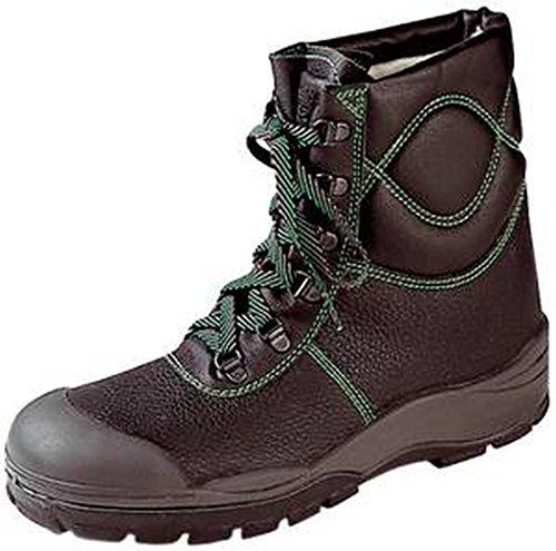 Asatex 3951247Sicherheit Winter Stiefel S3, Größe 12, Schwarz/Grün
