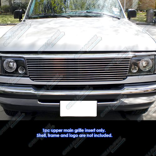 (APS Fits 93-97 Ford Ranger Main Upper Billet Grille Grill Insert)