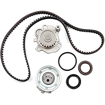 Amazon Com Acdelco Tckwp296m Professional Timing Belt And Water
