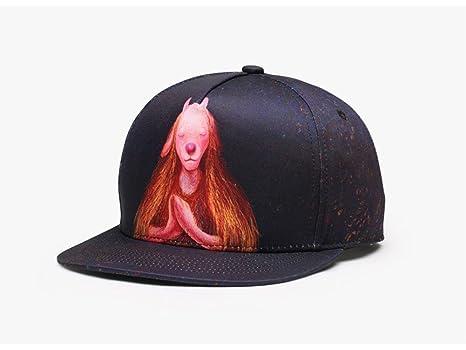 Shangpu123 Sombrero Nuevo Sombrero Térmico Hat Gorra De Hip Hop Coreano  para Hombre Gorra De Béisbol fd8767aeb32