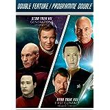 Star Trek VII Generations/ Star Trek VIII First Contact Double Feature