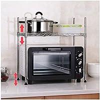 Estantes para ducha Rack de Cocina Horno de microondas Rack Floor ...