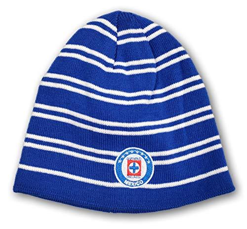 Rhinox Cruz Azul FC Unisex Knit Fitted Hat Beanie Winter Hat