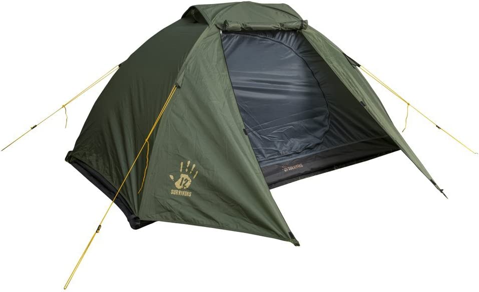 12 Survivors Shire Tent, Green Certified Refurbished
