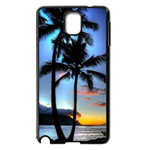 Coconut tree Brand New Cover Case with Hard Shell Protection for Samsung Galaxy Note 3 N9000 Case lxa#488034 by mcsharks