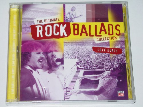 Kiss - The Ultimate Rock Ballads Collection - Love Hurts - Zortam Music