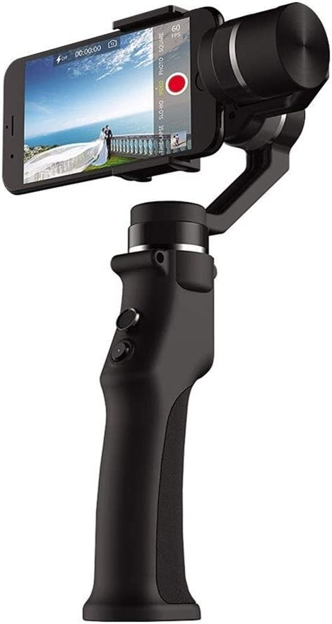 Camera Anti-Shake Video Camera Electronic Intelligent stabilizer Three-axis Hand-held Mobile Phone Platform