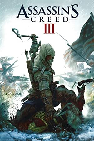 ASSASSIN'S CREED III POSTER Amazing RARE HOT NEW 24x36