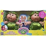 Cabbage Patch Kids Newborns Surprise Newborn Twins, Caucasion Brown Eyes