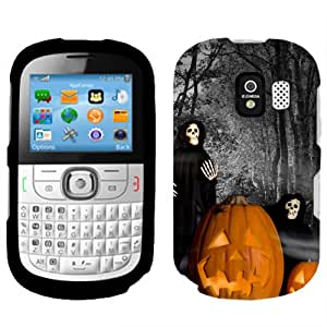 Alcatel One Touch 871A Grim Reaper Halloween Phone Case Cover