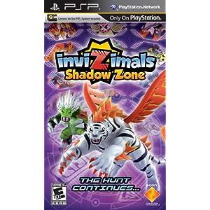 Invizimals 2: Shadow Zone - Sony PSP