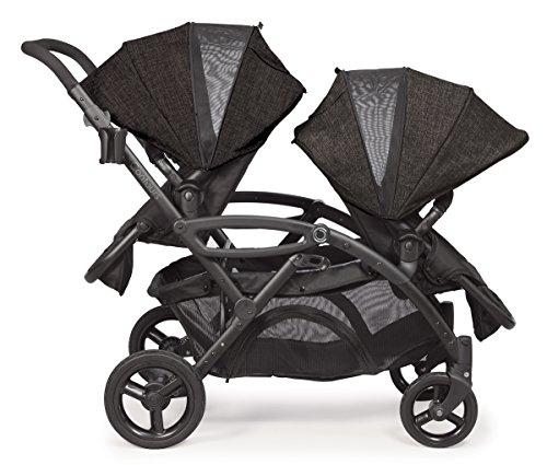 Contours Options Elite Tandem Double Stroller, Carbon by Contours (Image #5)