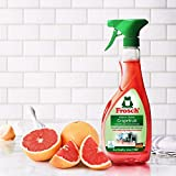 Frosch Natural Grapefruit Multi-Surface Kitchen All Purpose Cleaner Spray, 16.9 fl oz