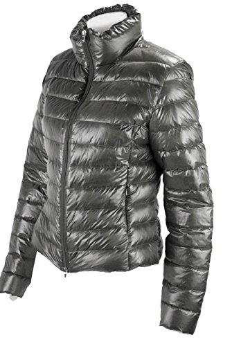 L Lightweight Women's Lightweight 46 Down Dark Grey VLab Down Jacket Grey Jacket Jacket wqOUpzY