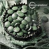 Organic Chlorella, 3000mg Per Serving, 720 Tablets, Best Superfoods for Rich Minerals, Vitamins, Chlorophyll, Amino Acids, Fatty Acids, Fiber & Proteins, Non-GMO & Vegan Friendly