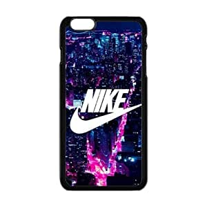 "The logo of Nike for Apple iPhone 6 Plus 5.5""Black Case Hardcore-1 by runtopwell"