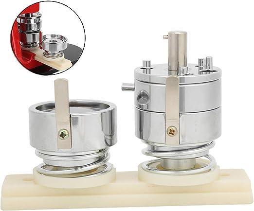 Jarchii Máquina para fabricar Botones, 32 mm de aleación de ...