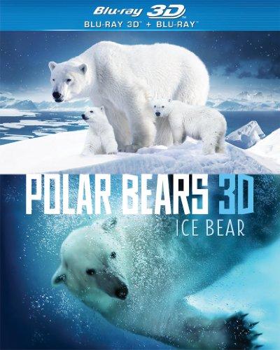 Polar Bears: Ice Bear (Blu-ray 3D + Blu-ray)