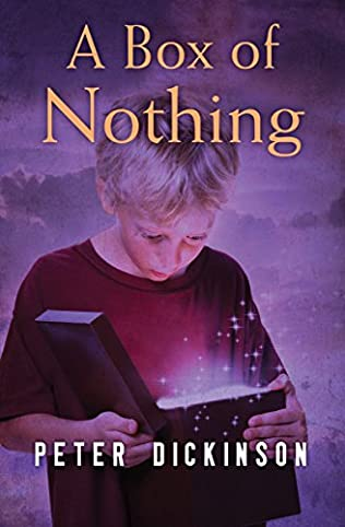 book cover of A Box of Nothing
