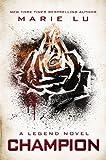 """""""Champion - A Legend Novel"""" av Marie Lu"""