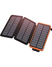ADDTOP Chargeur Solaire 25000mAh