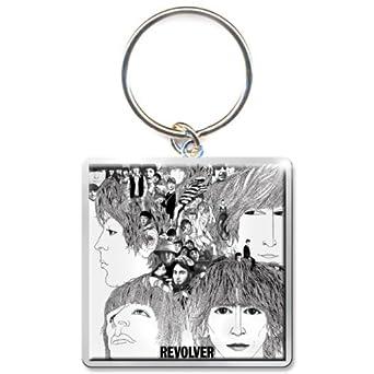 Amazon.com: Beatles Álbum de llavero estándar: Revólver ...