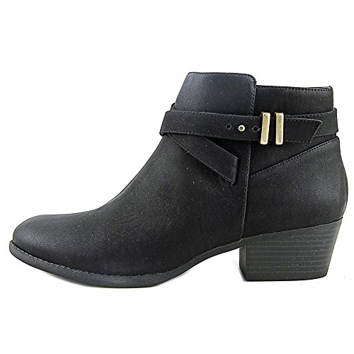International Closed Black Boots INC Ankle Herbii Toe Womens Fashion Concepts IAAdqB