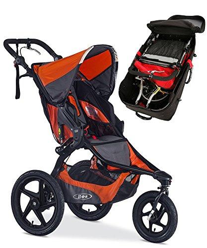 Price comparison product image BOB Revolution Pro Stroller with Travel Bag Bundle (Canyon)